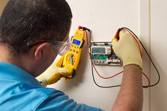Heating and cooling contractor Detroit