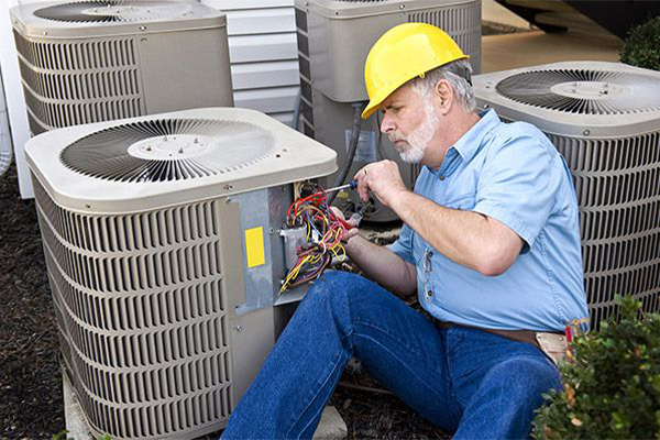 Heating and cooling company Detroit